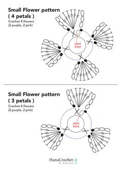 I've been asked many times to do this crochet rose earrings tutorial and today after a long proscatination, I finally do it!Isn't it cool that you can match your bridesmaid access… Diy Crochet Rose, Crochet Puff Flower, Crochet Flower Patterns, Crochet Flowers, Yarn Flowers, Crochet Stars, Tatting Patterns, Crochet Hook Sizes, Thread Crochet