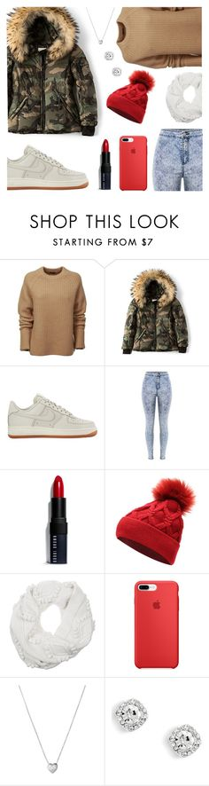 """""""Winter"""" by painteronion ❤ liked on Polyvore featuring Joseph, SAM, NIKE, Bobbi Brown Cosmetics, 3.1 Phillip Lim and Links of London"""