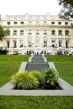 Palacio Duhau - Park Hyatt Buenos Aires, Argentina on the World's Best Hotels:Central + South America.