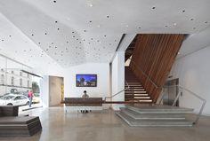 Arthouse at the Jones Center – Austin, TX- adaptive-reuse-architecture-interior-design