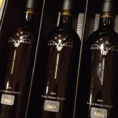 Doubleback 2009 Cabernet Sauvignon #wine #washington