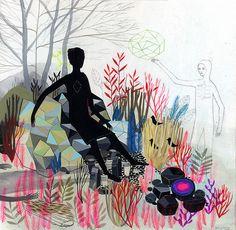 Artwork by Betsy Walton