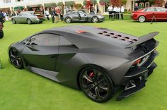The Lamborghini Sesto Elemento debuted at the Paris Motor Show in 2010 and is a limited edition two door track ready car. Super Sport Cars, Super Cars, Lamborghini Huracan Spyder, Ferrari, Sesto Elemento, Hot Rides, Performance Cars, W 6, Classic Trucks