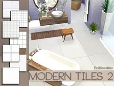 By Pralinesims  Found in TSR Category 'Sims 4 Walls & Floors Sets'