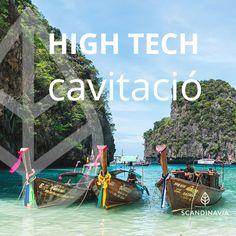 High Tech Cavitación: Remodela tu silueta, con drenaje linfático incluido.