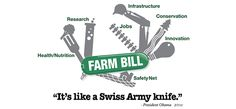 2014 Farm Bill: 'It's like a Swiss Army knife' | Providing new opportunity and creating jobs for Veteran Farmers across rural America.