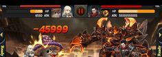 Oberon Saga Hack, Unlimited Coins HP ATK -