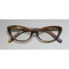 9d83cd121a2 New Elizabeth And James Valencia Womens Ladies Cat Eye Full-Rim Brown Frame  Demo Lenses 52-16-140 Eyeglasses Eyeglass Frame - Walmart.com