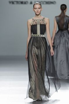 Victorio & Lucchino - Madrid Fashion Week Otoño Invierno 2013-2014