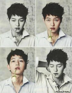 Song Joong Ki confesses he couldnt concentrate on Nice Guy due to the success of Werewolf Boy Actor Song Joong Ki expressed how happy he was for the success of his film. Song Joong Kis interview was featured on the December episode of KBS… Park Hae Jin, Park Seo Joon, So Ji Sub, Korean Star, Korean Men, Asian Actors, Korean Actors, Dramas, Soon Joong Ki