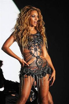 Beyonce performs at 'The Billboard Music Awards' in Las Vegas, United States (May 22, 2011)