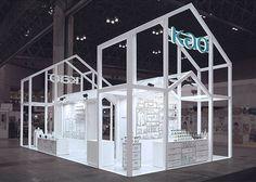 DSA Design Award Japan Design Association – Home VR – Exhibition Stand Kiosk Design, 3d Design, Event Design, Design Room, Store Design, Exhibition Stall, Exhibition Stand Design, Stand Feria, Japan Architecture