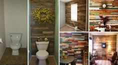 Pallet Wall Projects