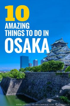 10 amazing things to do in Osaka. A list of the best tourist attractions in Osaka japan. Whether you want to enjoy the nightlife in Osaka or go shopping, this travel guide has you covered. Osaka is sitting in the middle of the Kansai region and is one of the best places to visit in Japan. Click to find out more.