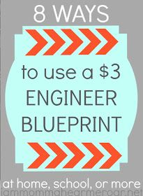 Great idea use kinkos to enlarge a photo on their blueprint i am momma hear me roar 5 ways to use an engineer blueprint malvernweather Choice Image