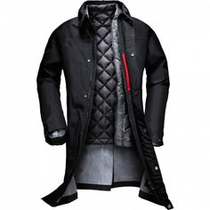 Helly Hansen have taken their technical apparel and gear experience, and have applied their formula to a modern overcoat. The new Ask Business Coat is tailored in line with the current influences in suit fashion, it is designed to fit perfectly over Helly Hansen, Suit Fashion, Mens Fashion, Fashion Trends, Men's Coats And Jackets, Winter Jackets, Stylish Coat, Outdoor Apparel, Business Outfit