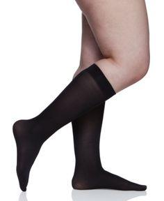 0685cd0061c37 Berkshire Plus Size Trouser Socks Hosiery 6424 - Brown Nylons, Fishnet  Tights, Black Pantyhose