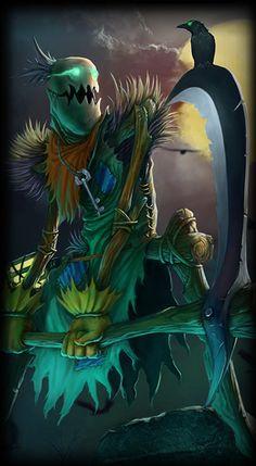 League of Legends Fiddlesticks Build