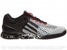 Falsk Adidas Adidas Adizero Ubersonic 3.0 Clay Skor Vit
