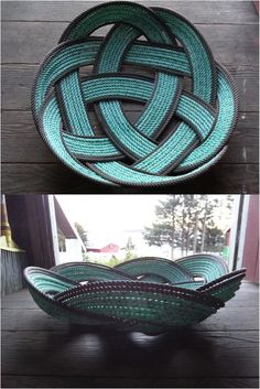 Cutest rope bowl ever! | Made on Hatch.co by independent designers & makers