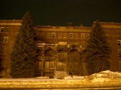 haunted orphange, Marquette, Michigan