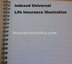 Indexed Universal Life Insurance Illustration