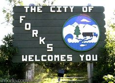 Yes I am a dork and I want to visit all the Twilight places. Forks, La Push, and Port Angeles are on my list.