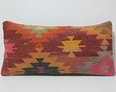 pastel throw pillow 12x24 novelty cushion coral pillows for couch floral throw pillow gold lumbar pillow bed rustic 15260 kilim pillow 30x60