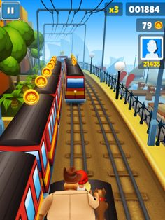 New review from Sam (age 9). This time she reviews Subway Surfers (FREE with options to buy coins and keys through in-app purchase) My rating out of 5 stars:  ★ ★ ★ ★  ★ Today I am going to review Subway Surfers...