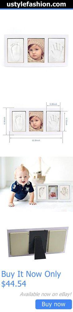 Handprint Kits: Colourful Life Baby Boy Girl Handprint Footprint, Safe Clay Babyprint Casting BUY IT NOW ONLY: $44.54 #ustylefashionHandprintKits OR #ustylefashion
