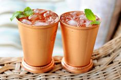 12 Ounce Copper Mint Julep Cup - Alchemade