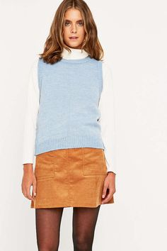 Urban Outfitters Cute Neat Tank Jumper - Urban Outfitters