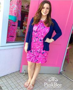 Morgan Shops – Follow Me Around in Greenville! -- preppy, lilly pulitzer, pink bee greenville, resort 365, buy me lilly, fashion, fall