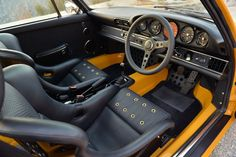 Drool All Over Yourselves At This Fantastically Orange Singer 911