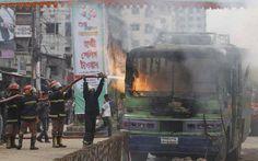 Dark side of Bangladesh..Political imbalance & violence..