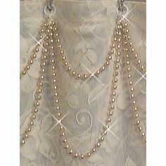J Queen New York Valdosta Shower Curtain And Hooks