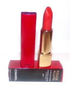 a04fc8959993f Chanel Rouge Allure Velvet Luminous Matte Lip Colour lipstick #1 (3.5g)
