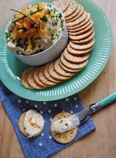 Cheddar-Ranch Pub Cheese. – DomestikatedLife