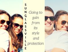 Sophisticated, trendy, and protective custom promotional sunglasses to get your brand noticed with minimum efforts.  #sunglassville #sunglasses #freeshipping #logo #fashion