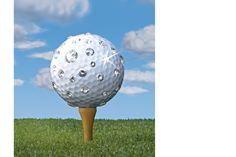 Golf ball with diamonds via Golf Digest Stix - can i buy a sleeve?