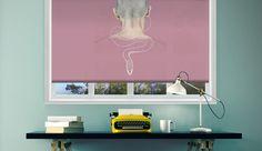 Sin-01 #rollerblinds #windowtreatments #window #decor #interior #design #DIY #printed @decoshaker