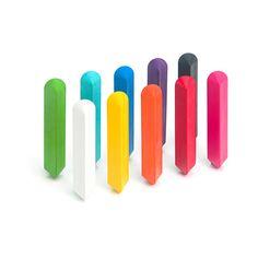 crayons at Poppin.