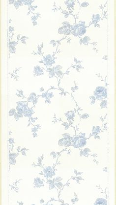 Textile Patterns, Textiles, Flower Sketches, Wallpaper Ideas, Old Houses, Shabby Chic, Scrapbooking, Printables, Wallpapers