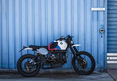 MotorcycleMonday : Sdakar, la BMW R80 par Svako Motorcycles Inc