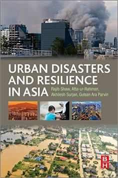 Urban disasters and resilience in Asia / edited by Rajib Shaw ... [et al.].-- Kidlington, Oxford : Butterworth-Heinemann, cop. 2016.