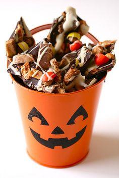 fun halloween snack
