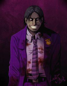 FNAF - The real purple guy by LadyFiszi.deviantart.com on @DeviantArt