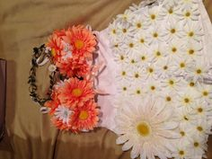 My EDC NYC 2013 outfit day 1 #rave #edc #daisies