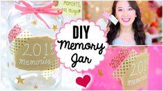 DIY Memory Jar ♡ Tumblr & Pinterest Inspired