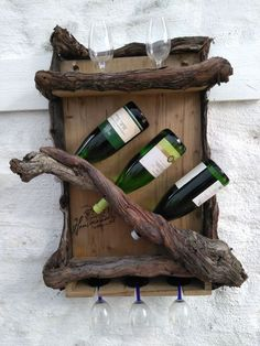 Key Pieces Of Rustic Wine Cabinet Ideas 64